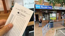 'It's insane': Man's shocking reaction to $5 million lotto win