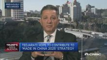 Honeywell exec says deals signed on Trump's China visit a...