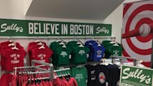 Once a Target critic, local apparel maker gets its day in Fenway store