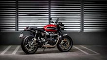 Triumph Speed Twin 1200, una custom roadster de altos vuelos