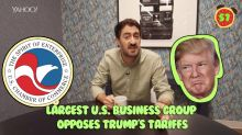 Business + Coffee: Chamber of Commerce opposes Trump tariffs, Tesla hits milestone, LeBron to the Lakers