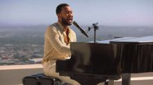 John Legend's Father's Day tribute to George Floyd has viewers in tears