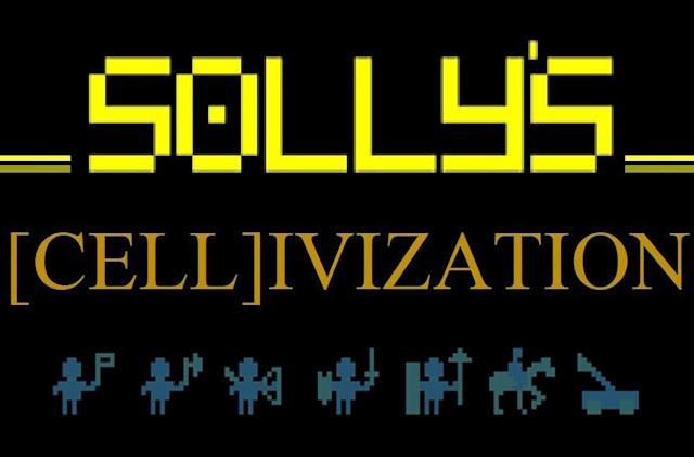 Someone made a version of 'Civilization' that runs in Microsoft Excel