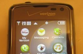 Verizon VX8575 Chocolate Touch confirmed to be uglier than that other Chocolate Touch