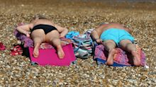 UK Weather Forecast Predicts Temperatures Up To 35C As Britain Swelters
