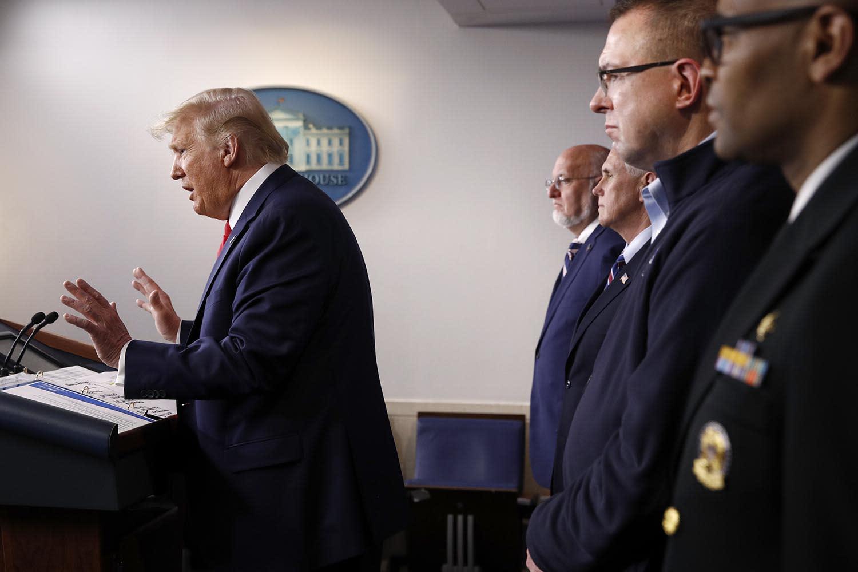 The Dramatic New Biden Super PAC Ad Eviscerating Trump For Coronavirus Response
