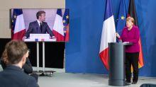 Berlin und Paris werben für milliardenschweren Corona-Aufbauplan