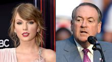 Mike Huckabee dismisses Taylor Swift fans as 13-year-old girls, and they aren't having it