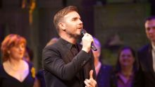 Gary Barlow says he's taking 'nothing for granted' after standing ovation for The Girls