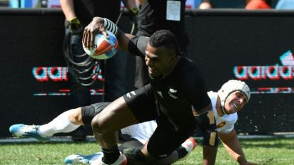 Fiji storm into semis as New Zealand stumble