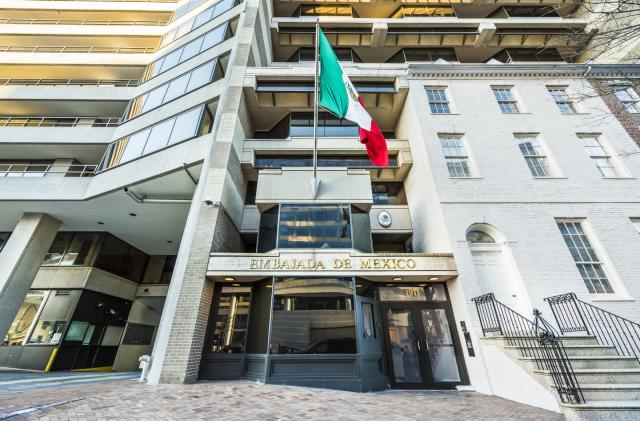 Hacker posts over 4,000 sensitive documents from Mexican embassy