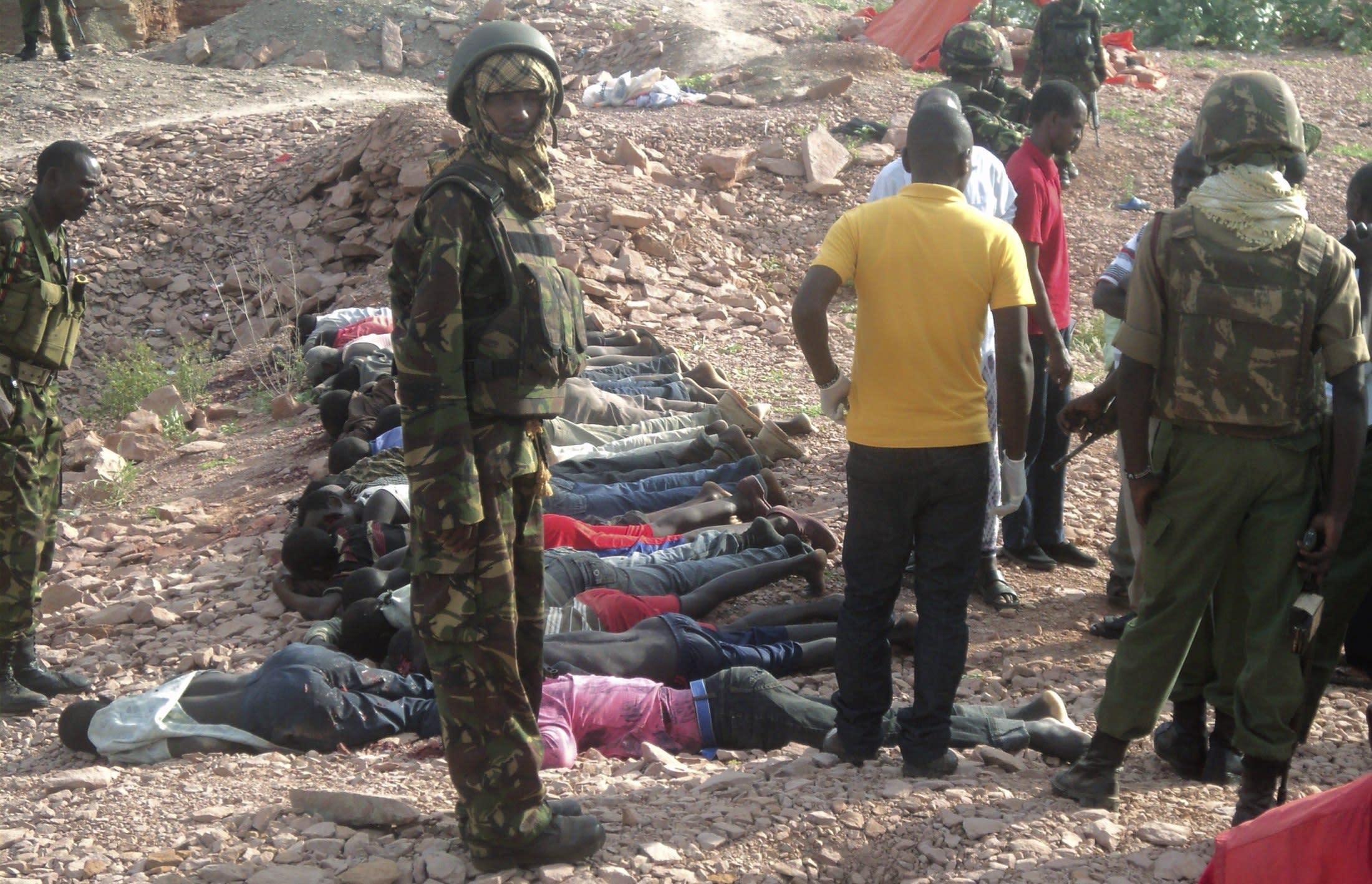 Somali militants kill two men accused of rape, al Shabaab