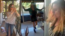 El vídeo de Ana Rosa Quintana y sus compañeros bailando contra el coronavirus