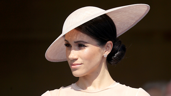Meghan Markle's look for first engagement stirs debate