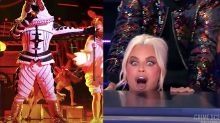 'Masked Singer' double-reveal features two boy band stars… including one Jenny McCarthy knows very well