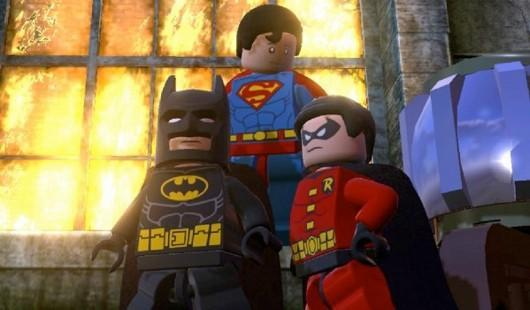 Lego Batman 2: DC Super Heroes and a whole new (open) world