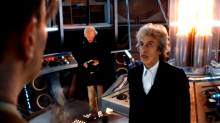 New 'Doctor Who' Christmas special video: Two Time Lords in a TARDIS!