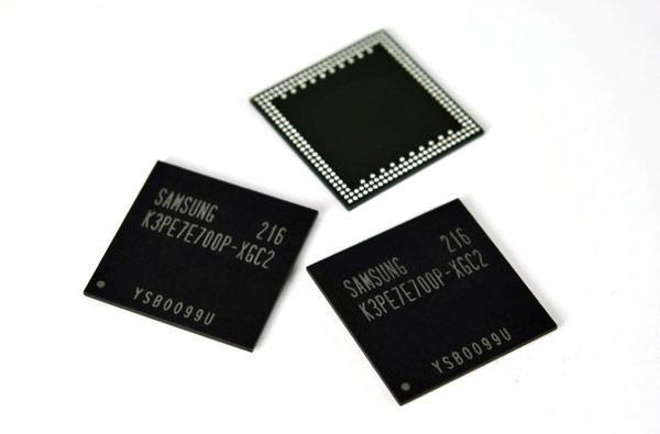 Samsung mass-produces 4-gigabit LPDDR2 memory, aims to make 2GB a common sight in smartphones