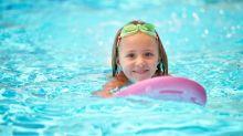 Los niños y los riesgos de enfermarse al nadar