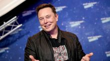 Bitcoin price leaps as Musk says Tesla will use the cryptocurrency when it gets cleaner