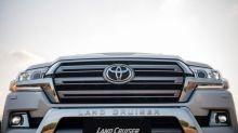 Toyota Achieves Landmark, Sells 10-Millionth Land Cruiser