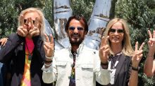 Sir Ringo Starr marks 81st birthday with 'peace and love' celebration