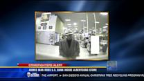 Armed man robs U.S. Bank inside Albertson's store