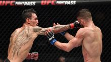 Max Holloway lights up Calvin Kattar in one-sided thrashing on UFC's ABC debut
