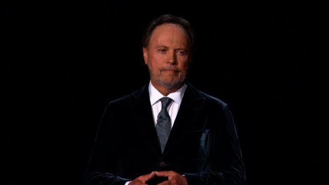 Billy Crystal shares his memories of Robin Williams