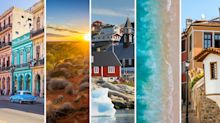 The 2019 holiday hotlist: The overseas destinations to book a trip to this year