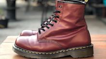 Dr Martens marches on with strong sales but listing dents profits