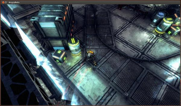 Unity 3D for linux gets two playable demos