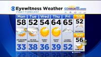 Katie's Monday Morning Forecast (March 30, 2015)