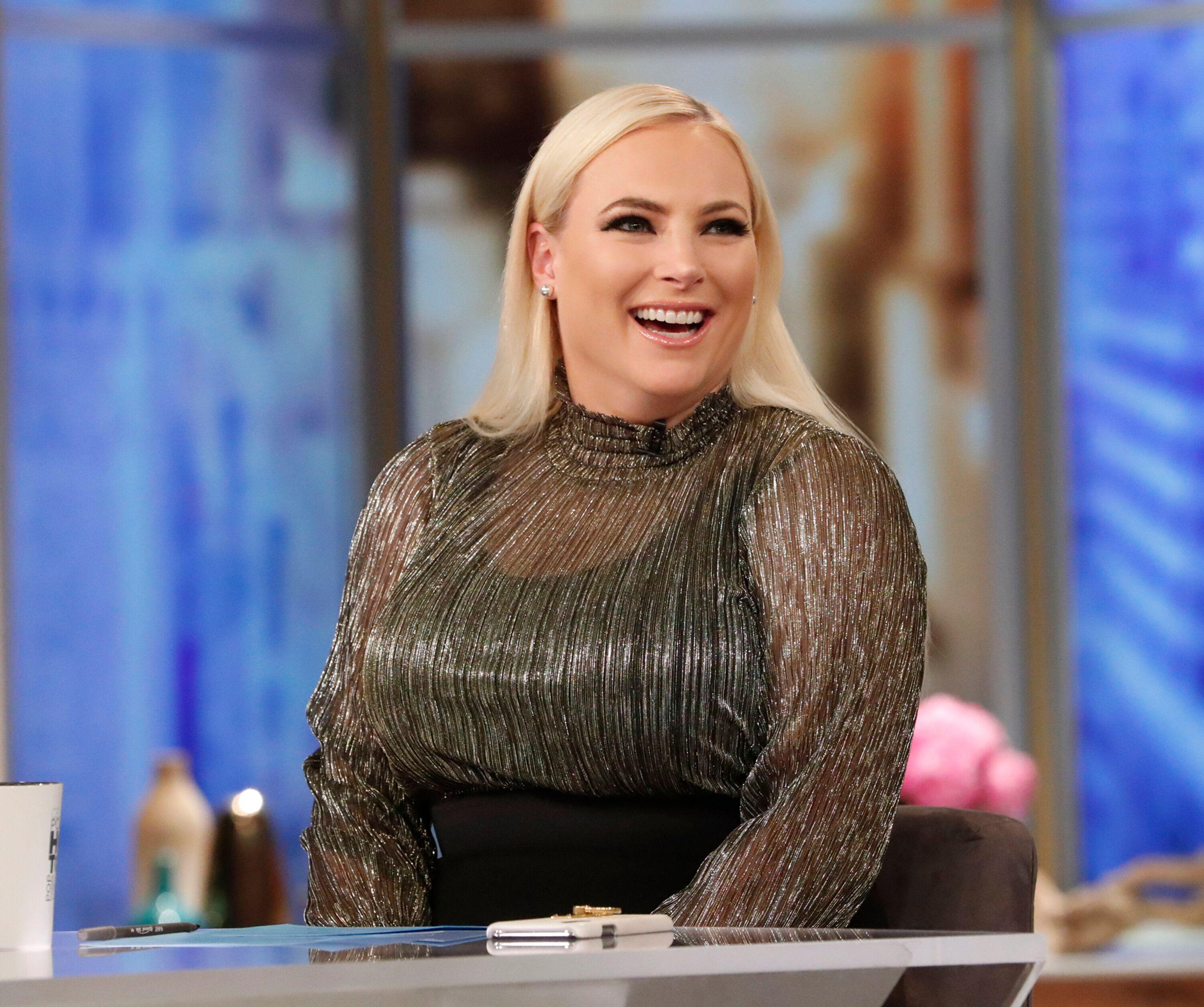 Meghan Mccain Tank Top Pick: Meghan McCain Slams 'hysterical' Treatment Of Women
