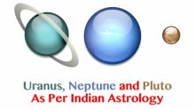 Know How Important Are Uranus, Neptune And Pluto In Indian Astrology