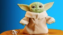 Baby Yoda and Hot Wheels Cyber Trucks: Toy Fair 2020