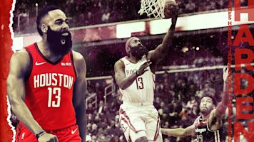 Harden has made the 50-point game seem normal