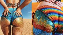 'Glitter booty' is the latest bizarre beauty trend you've secretly always wanted
