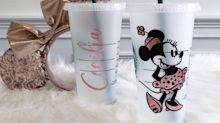 Does It Get Much Cuter Than These Disney-Themed Iced Coffee Cups? Nope, Not Really