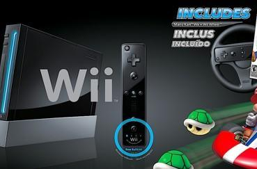 Wii drops to $150 on May 15, bundled with Mario Kart and wheel