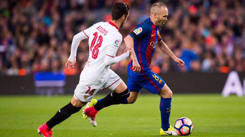 """""""Iniesta baila con la pelota, lo hacía antes y lo hace ahora"""""""