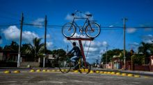 Humble bicycle back in vogue in Cuba