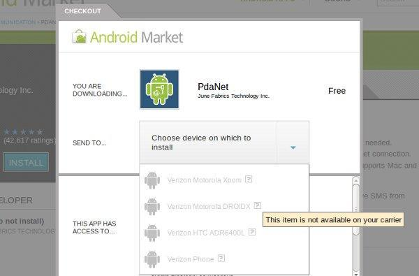 Carriers crack down on Android tethering apps, rain on our mobile hotspot parade