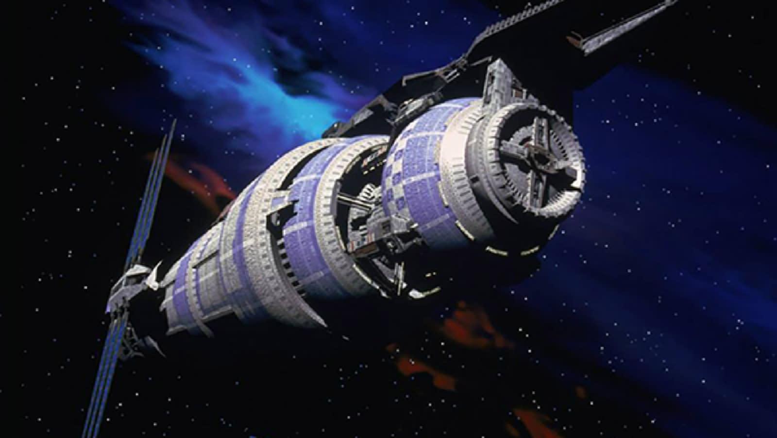 Warner Bros. Home Video / Babylonian Productions 'Babylon 5'