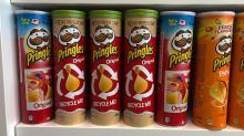Pringles tube tries to wake from 'recycling nightmare'