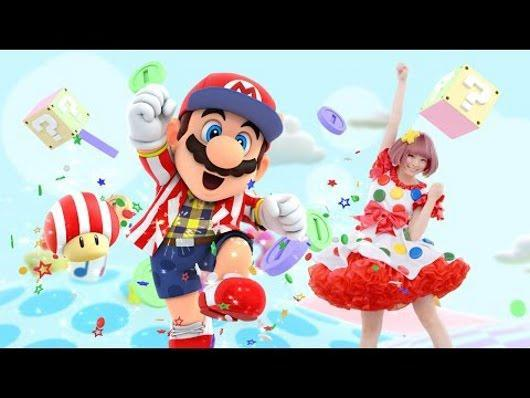 Japanese New 3DS ad is sweeter than Pixy Stix
