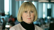 Sarah Lancashire says it was hard 'trying not to fancy' co-star Richard Gere
