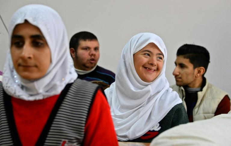The coronavirus lockdown in Mosul had a major impact on the progress of youngsters with special needs