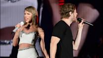 Taylor Swift Covers Imagine Dragons 'Radioactive' In Detroit