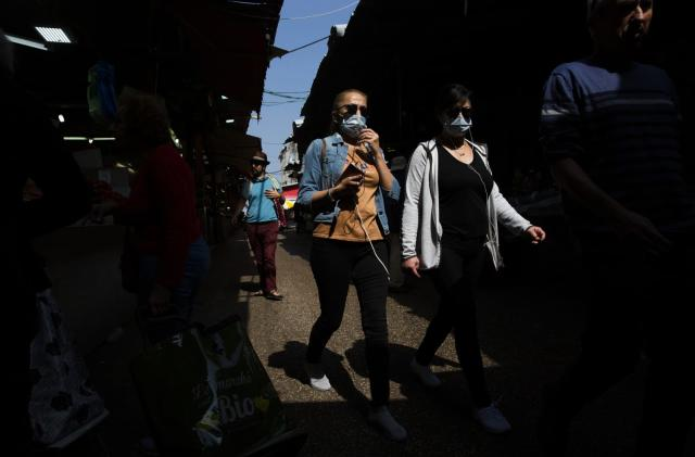 Israel will use anti-terrorist tracking tech to fight coronavirus outbreak